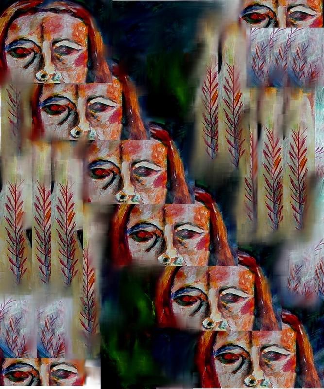 אישה ספינקס - מתוך אלות בכל אישה