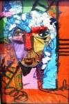 דיוקן - מסדרת 'סיפורי בדים' - נורית צדרבוים 1983