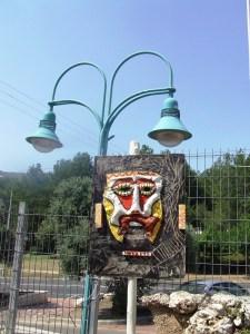 תערוכה על הגדר - נורית צדרבוים