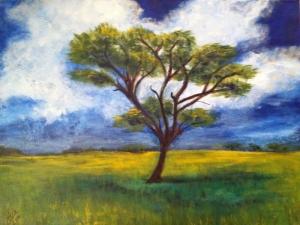 אילנה גיל - עץ החיים