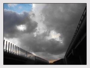 אשר גייבל - בין כביש ומסילה