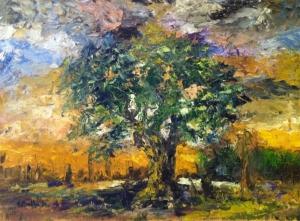 כוכי סרנגה - עץ השדה והאדמ-ה