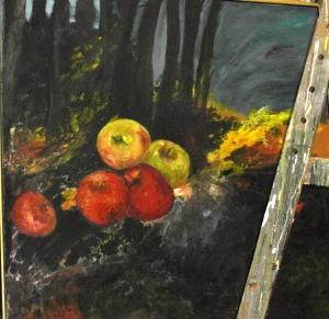 פירות ונוף - רחל אלקלעי