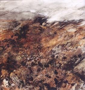מתוך סדרת נופים - רחל אלקלעי