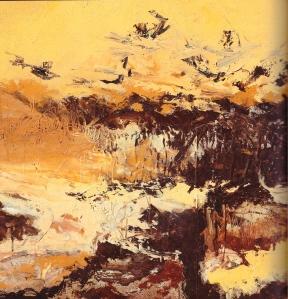 מתוך ציורי מדבר ושמש - רחל אלקלעי