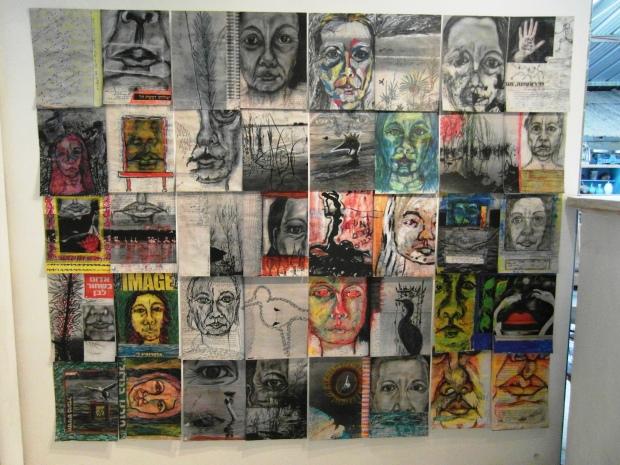 'לפתוח ספר' - בתערוכה 'המילה באמנות